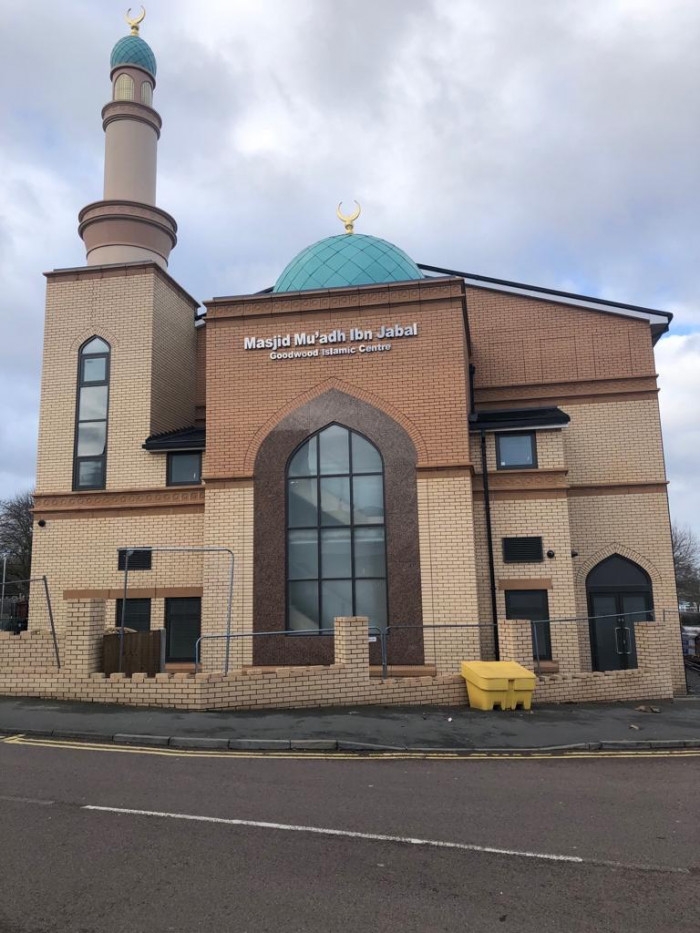 New mosque pic